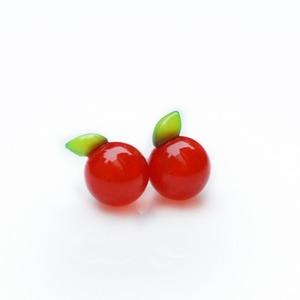 쁘디애플 귀걸이 E045