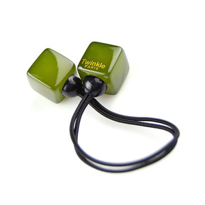 16mm 큐브 포니테일 H040